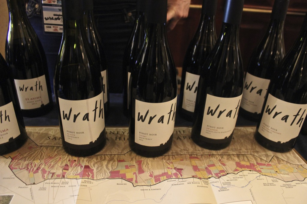 Wrath winery at WOPN | Wander & Wine