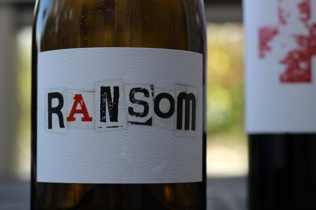 Levo Wine's Ransom   Wander & Wine