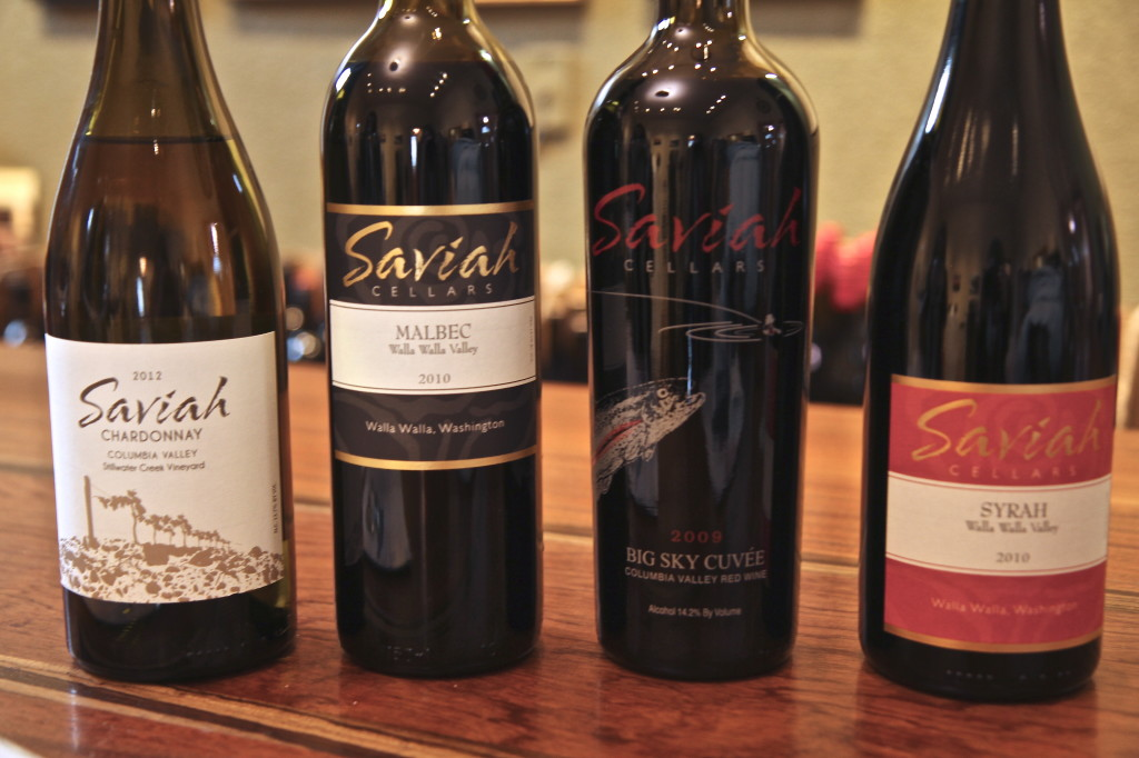 Q&A with Saviah Cellars' winemaker, Richard Funk | Wander & Wine