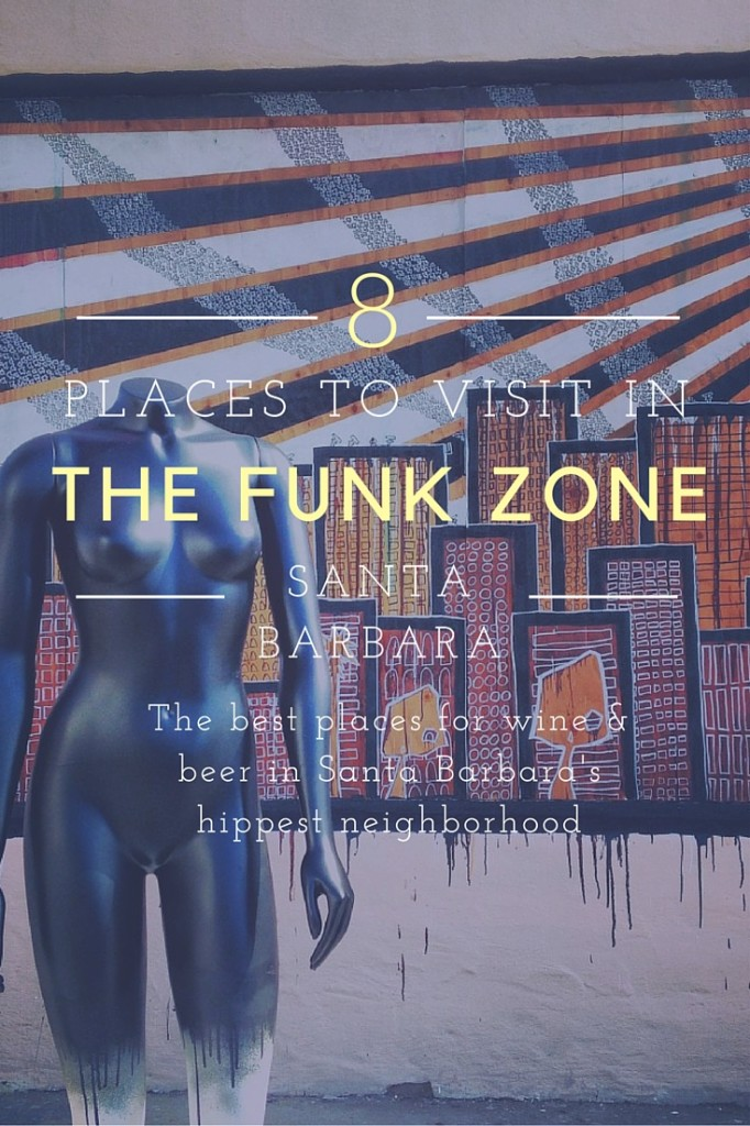 Best Places for Wine & Beer in SB's Funk Zone | Wander & Wine