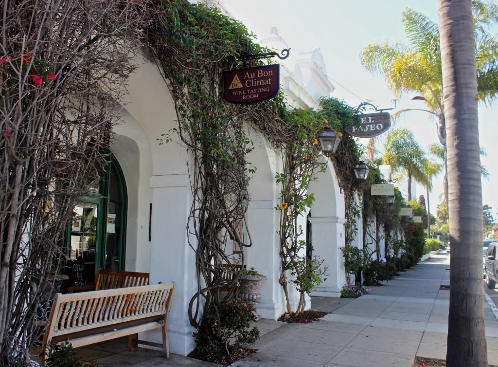 Wine Collection of El Paseo - Santa Barbara   Wander & Wine