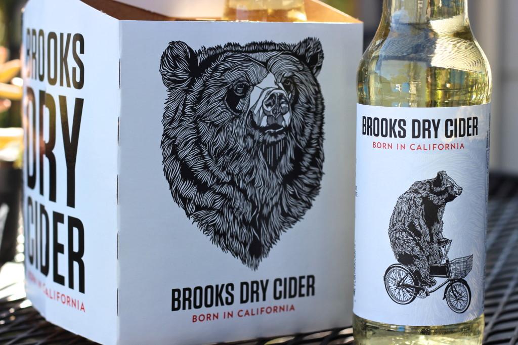 Brooks Dry Cider   Wander & Wine