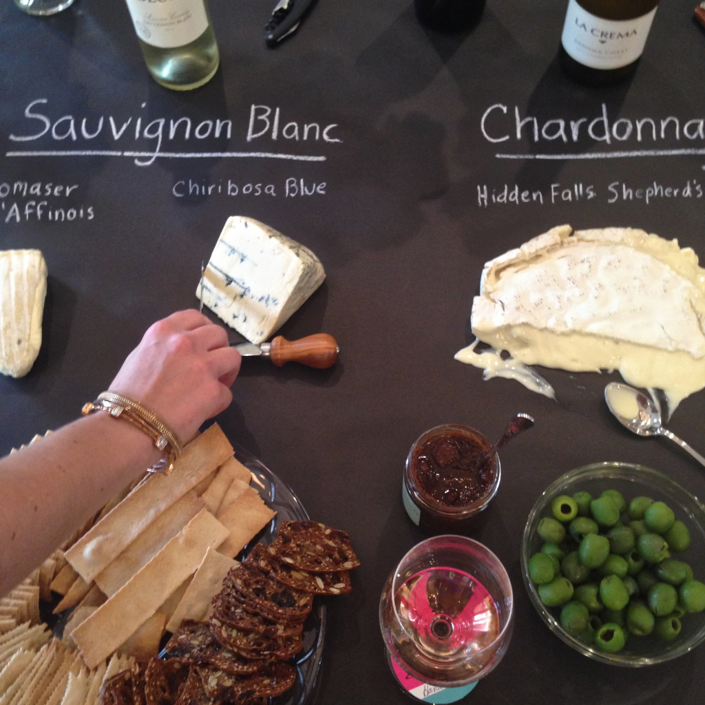 Wine & Cheese Tasting Party Tips | Wander & Wine