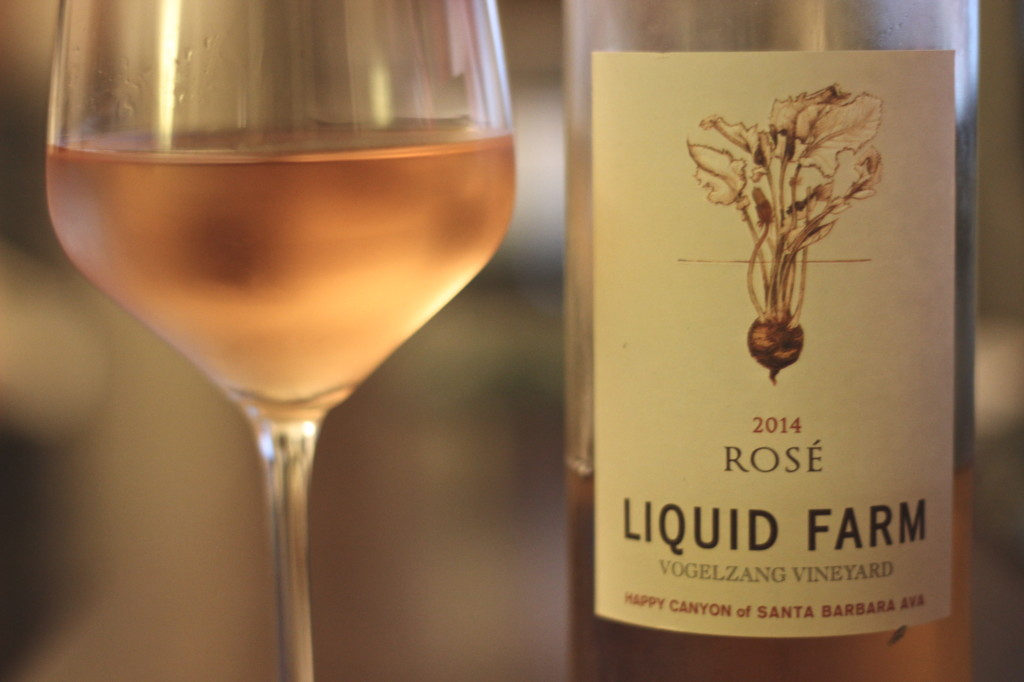 Liquid Farm Rose | Wander & Wine