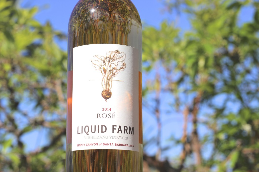 Liquid Farm Rose | Wander & Wine