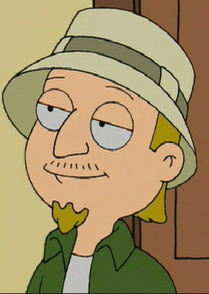 Jeff Fischer in American Dad