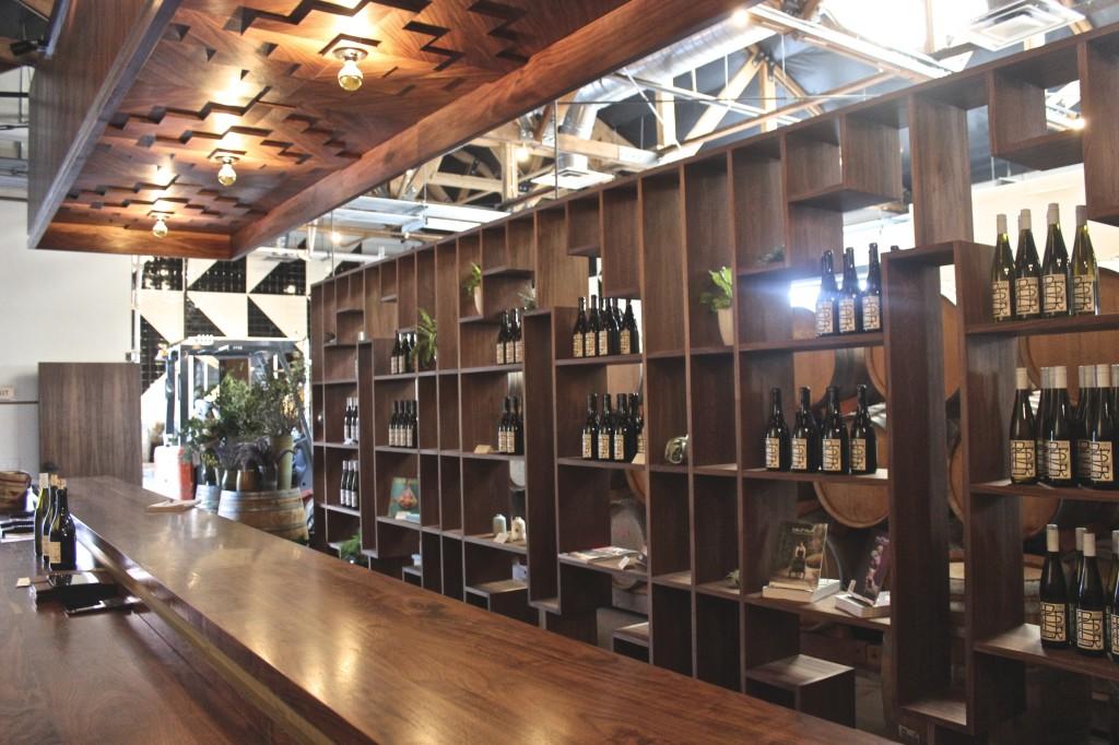 Potek Winery at The Mill, Santa Barbara | Wander & Wine