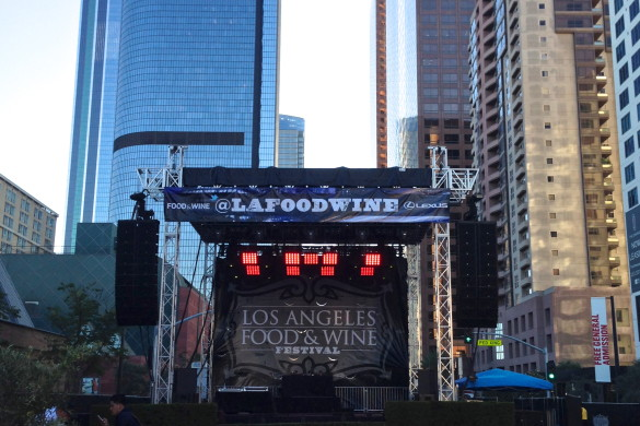 Recap of LA Food & Wine