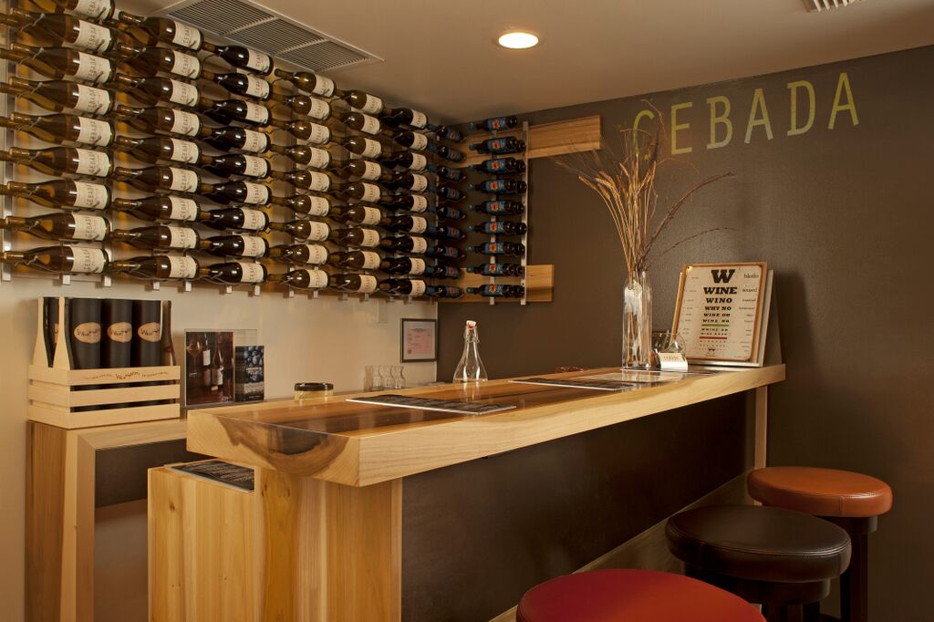 Cebada Wines tasting room, Santa Barbara | Wander & Wine