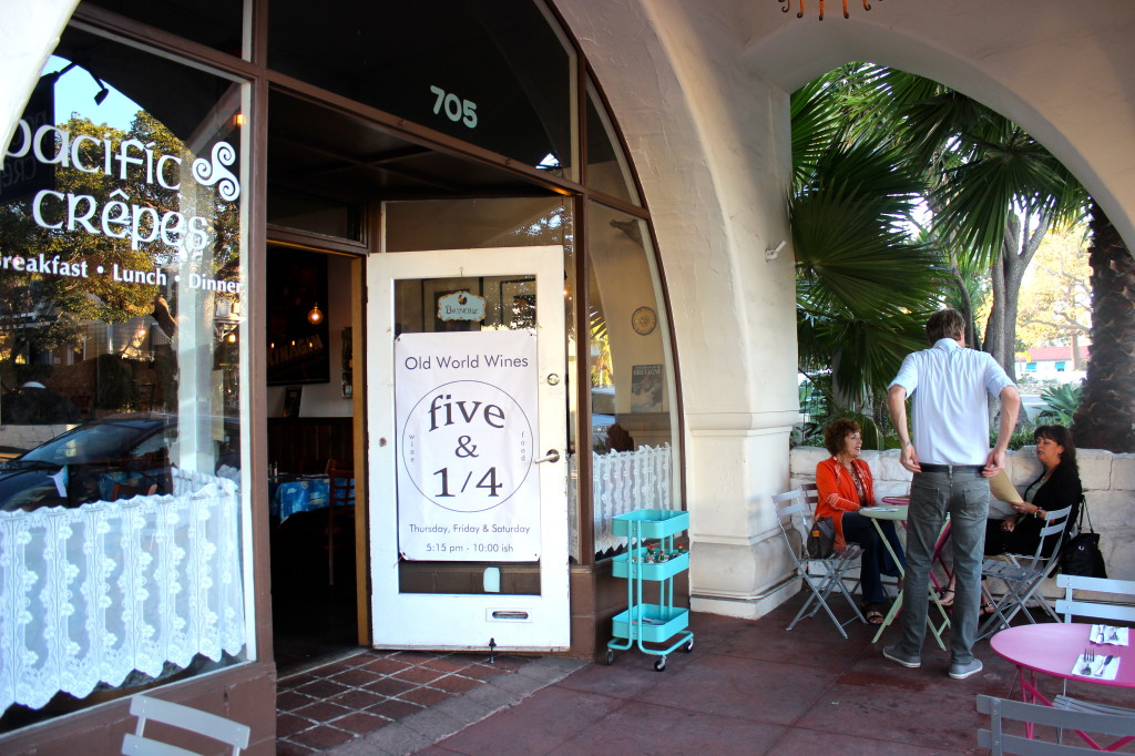 Five & 1/4 Wine Bar, Santa Barbara | Wander & Wine