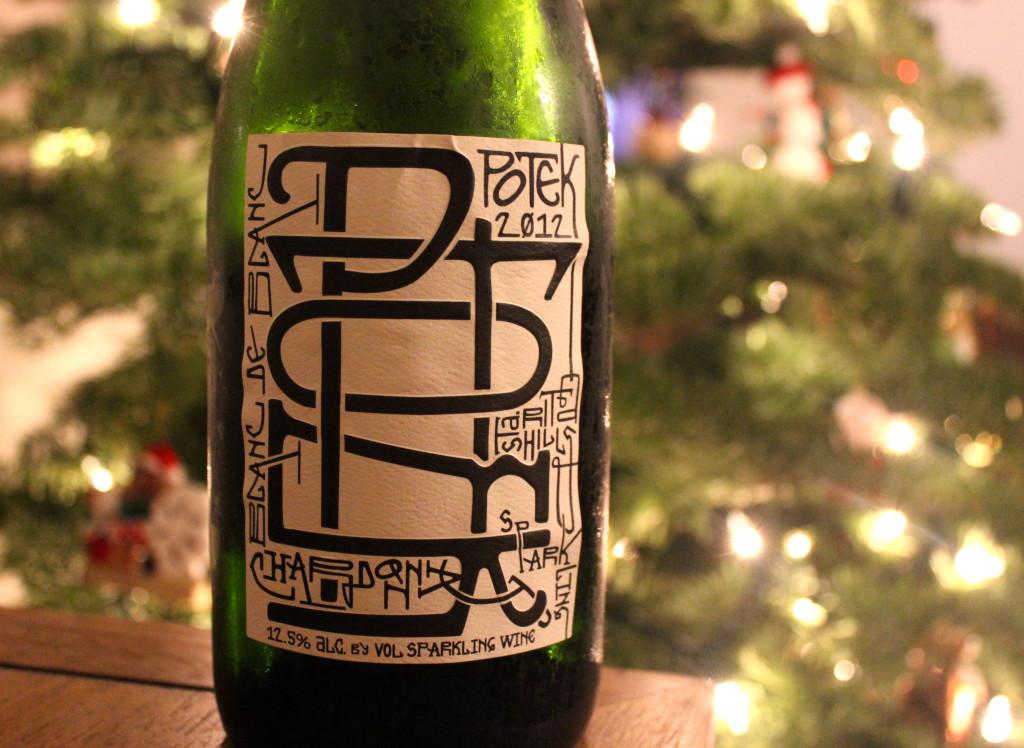 Potek Sparkling Wine & Disgorging | Wander & Wine
