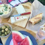Making the most of summer by bringing our picnic Agamehellip