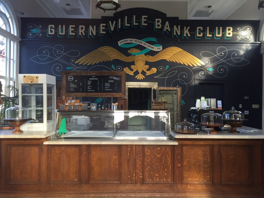 What to see and do in Guerneville, CA - Russian River: The Bank Club | Wander & Wine