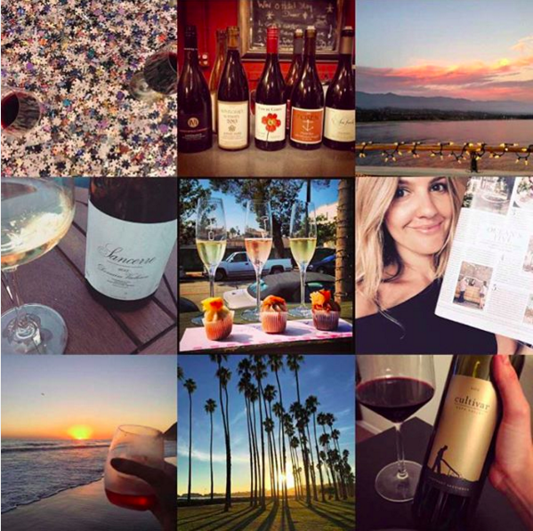 Happy New Year! 2015 Top 9 Instagram | Wander & Wine