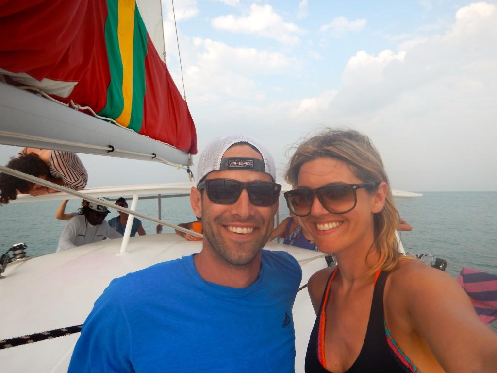 Sailing Belize | Wander & Wine
