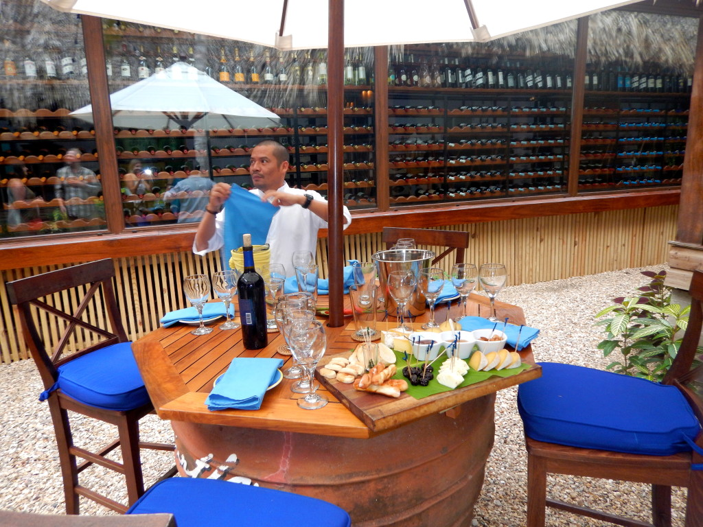 Wine in Belize | Wander & Wine