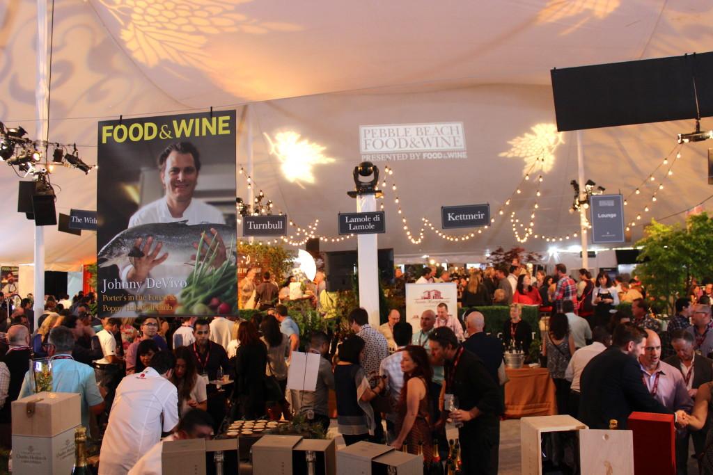 Pebble Beach Food & Wine 2016 | Wander & Wine