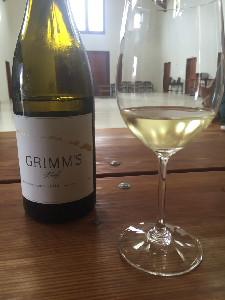 Grimm's Bluff Winery, Happy Canyon - Santa Ynez Valley | Wander & Wine