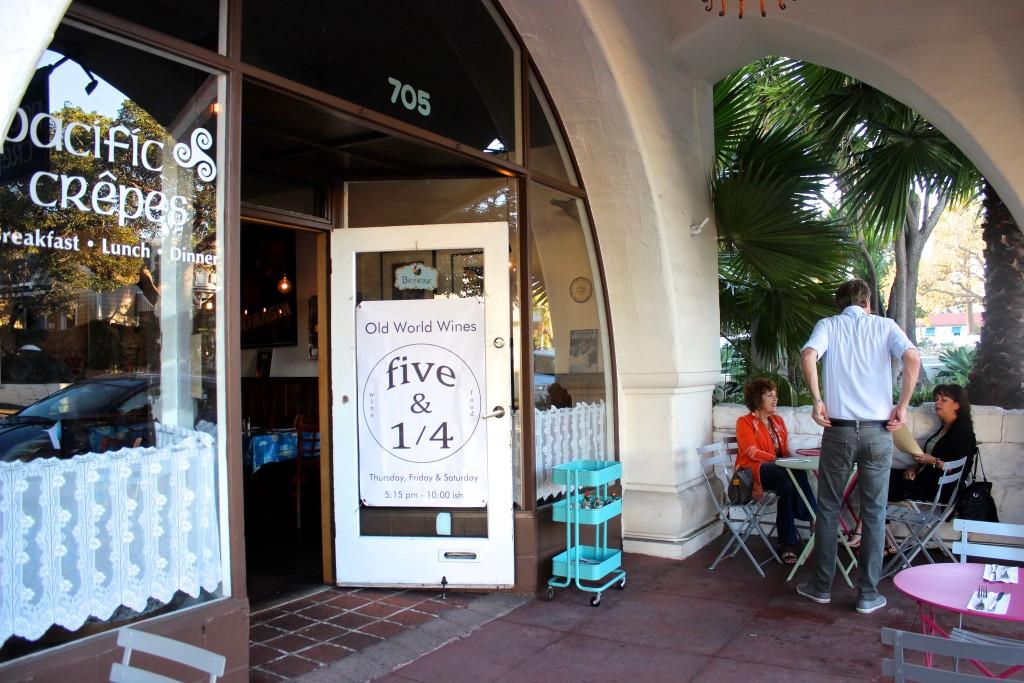 Guide to Santa Barbara Wine Bars: Five & 1/4 | Wander & Wine