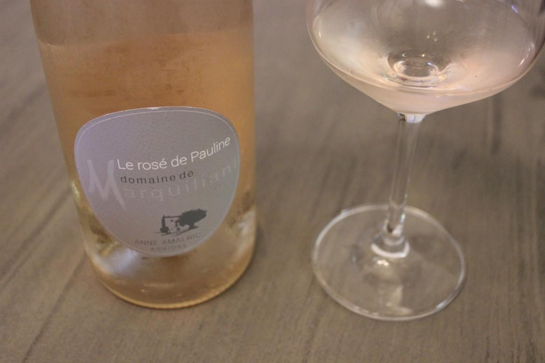 Rosé from Corsica: Domaine de Marquiliani Vin de Corso Rosé de Pauline | Wander & Wine
