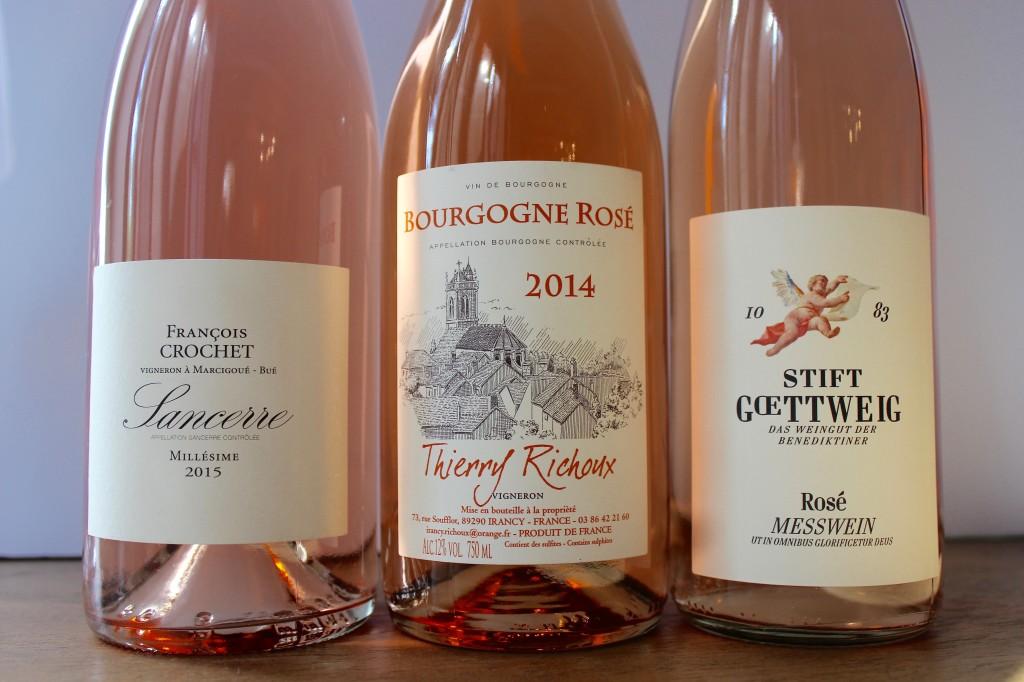 Pinot Noir Rosés for Summer | Wander & Wine