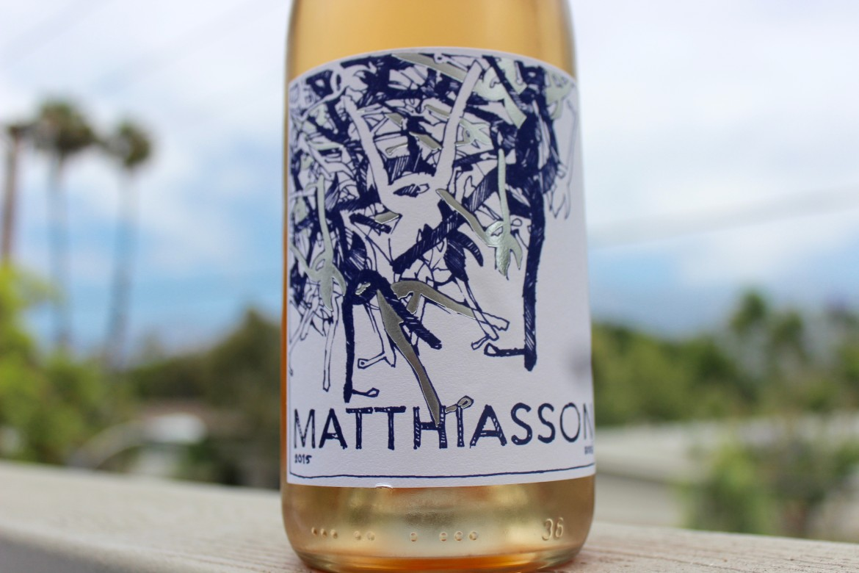 2015 Matthiasson Rosé | Wander & Wine
