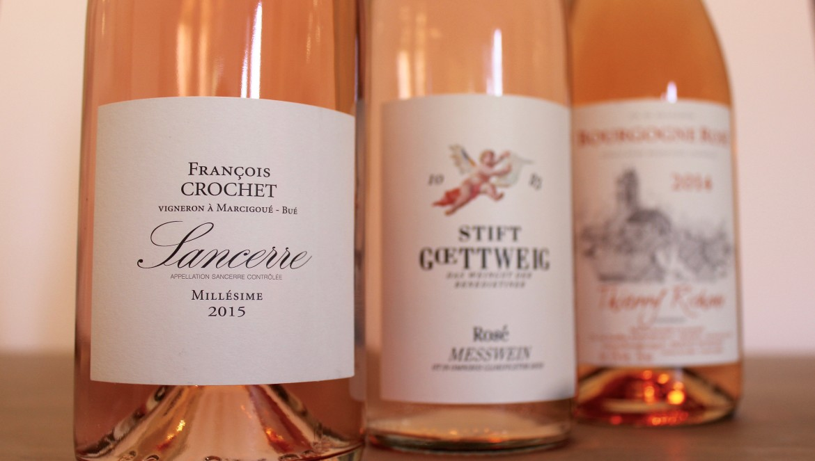Pinot Noir Rosés for Summer | Wander & Wine