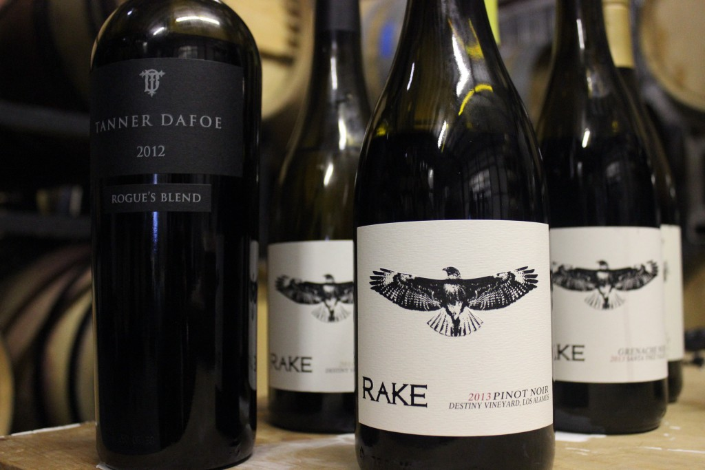Rake Wine at the Easy Street Wine Collective, Buellton | Wander & Wine