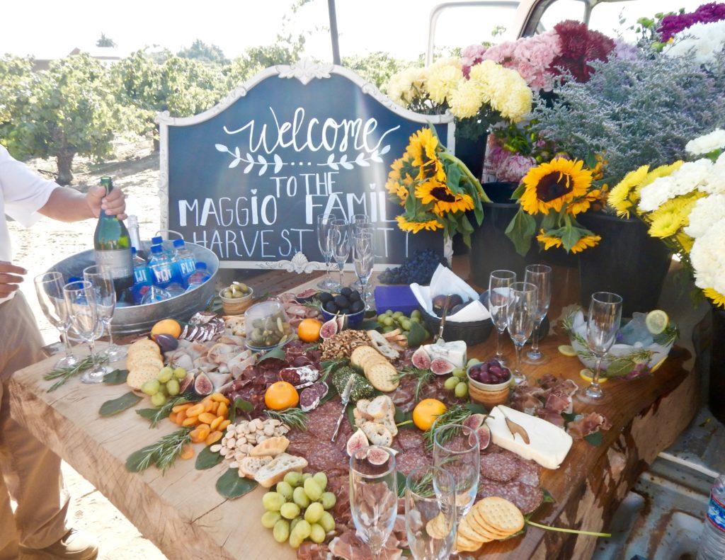 Oak Ridge Winery Vineyard Tour & Wine Pairing Dinner, Lodi | Wander & Wine