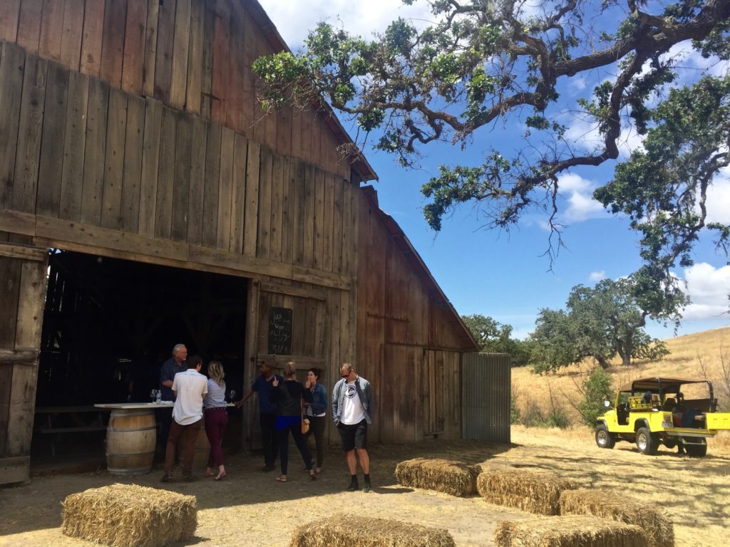 Gainey Vineyard Jeep Tour & Barn Tasting, Santa Ynez | Wander & Wine