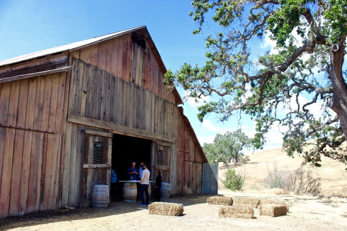 Gainey Vineyards Jeep Tour & Barn Tasting, Santa Ynez | Wander & Wine