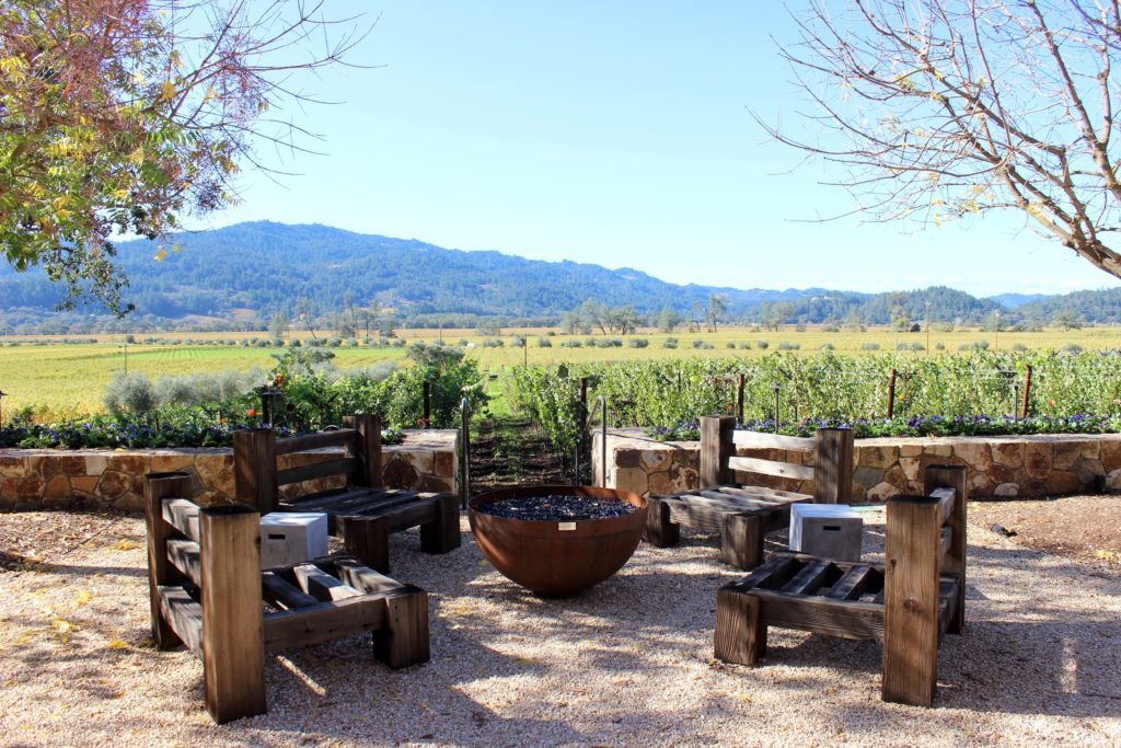 Davis Estates, Calistoga | Wander & Wine
