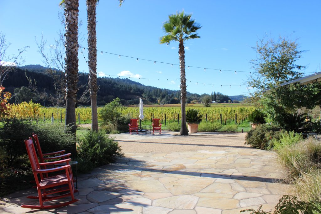 Larkmead Vineyards, Calistoga | Wander & Wine