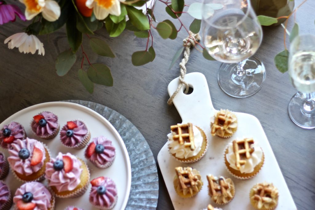 Spring Brunch with Wine Pairings | Wander & Wine