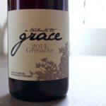 A Tribute to Grace - Santa Barbara Grenache   Wander & Wine