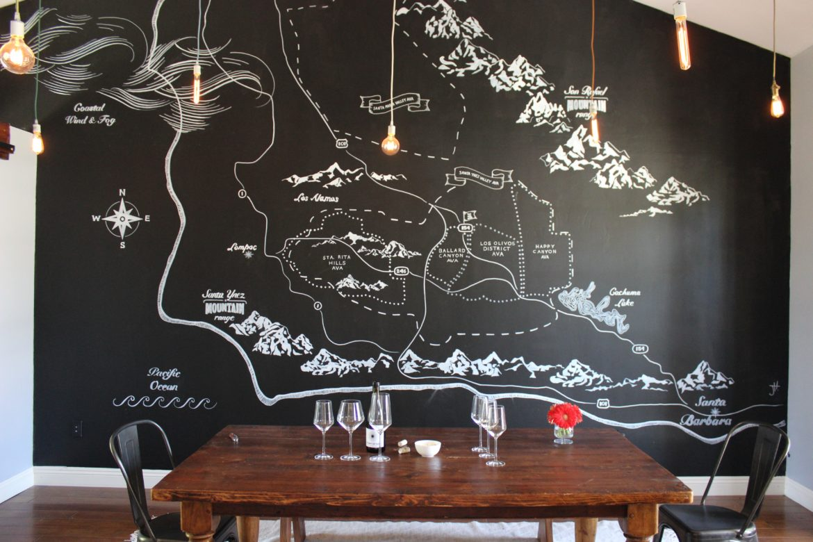 Story of Soil Tasting Room, Los Olivos | Wander & Wine