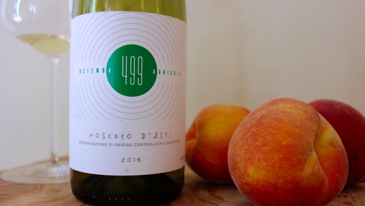 Moscato d'Asti & Grilled Peaches Wine Pairing   Wander & Wine