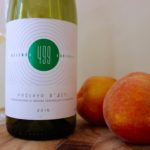 Moscato d'Asti & Grilled Peaches Wine Pairing | Wander & Wine