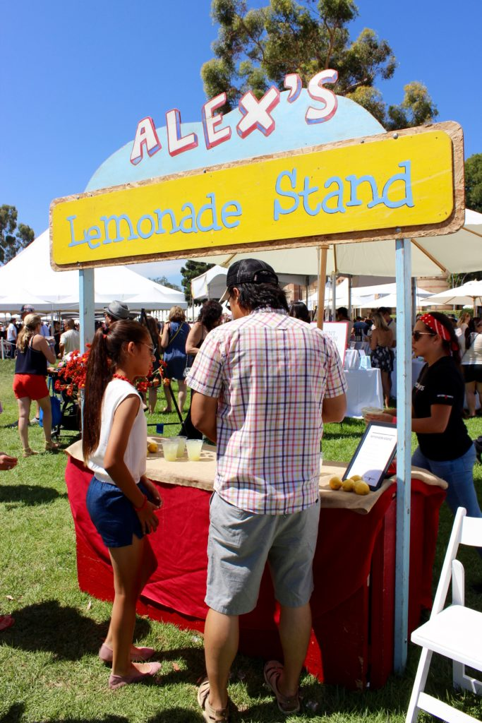LA Loves Alex's Lemonade | Wander & Wine