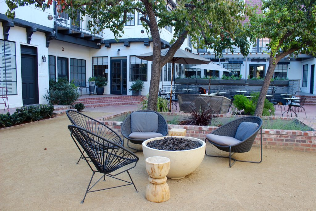 The Landsby Boutique Hotel in Solvang | Wander & Wine