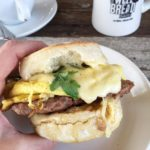 This breakfast sandwich though bobswellbread